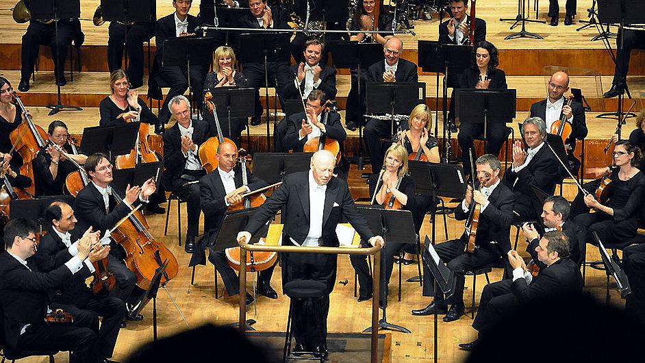 Daňové úlevy bude moci využít i London Symphony Orchestra.