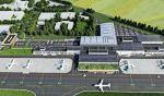 Vizualizace letiště ve Vodochodech