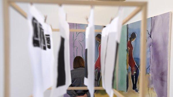 N�rodn� galerie zah�jila letn� sezonu, vystavuje absolventy AVU i architekta Marka