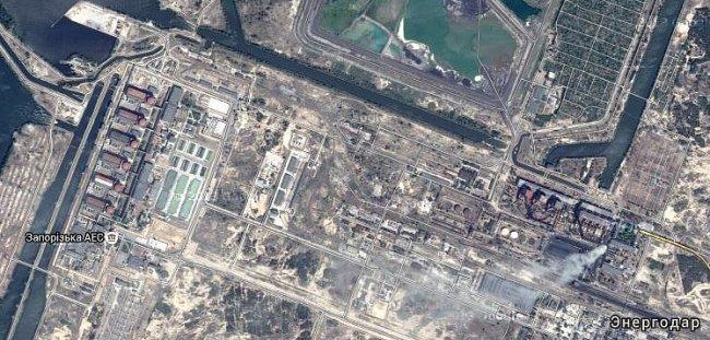 Komplex záporožských elektráren dobře ilustruje energetické problémy Ukrajiny.