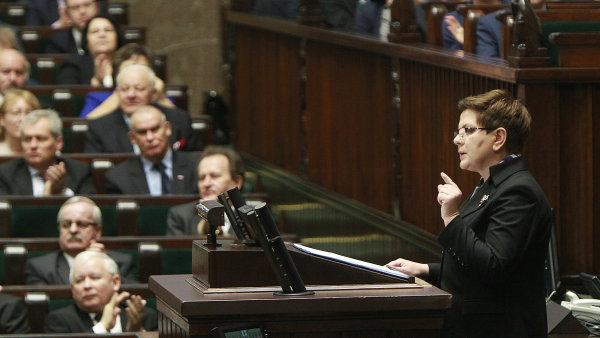 Ještě než zákon podepíše prezident, musí projít polským senátem, kde má ale PiS rovněž většinu.