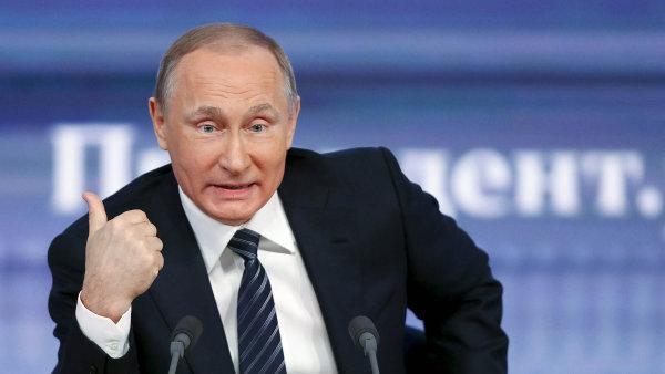 Ruská intervence v Sýrii byla úspěšná, tvrdí prezident Putin - Ilustrační foto.