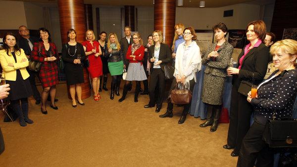 Setkání klubu TOP ženy Česka v ČNB