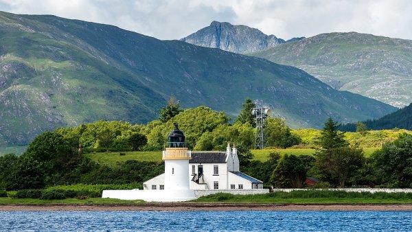 Skotsko je zem� de�t�, ovc�, �asn�ch scen�ri� a historie.