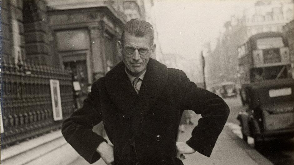 Samuel Beckett by se 13. dubna dožil 110 let.