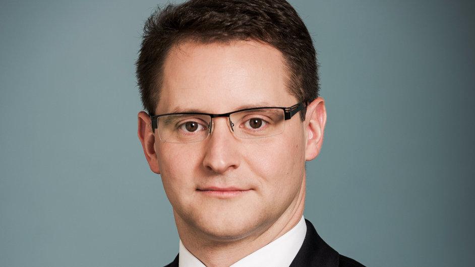Jan Remr, ředitel privátního bankovnictví FRIEDRICH WILHELM RAIFFEISEN