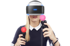 Virtuální realita PlayStation VR je pro masy, ale s kompromisy