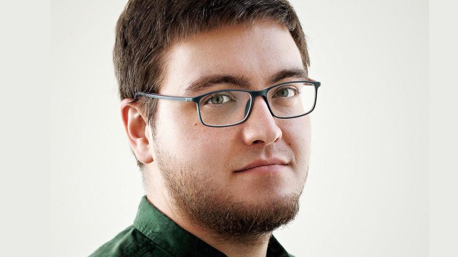 Ben Olšanský, provozní ředitel agentury Inspiro