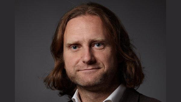 Dominik Hrodek, Chief Marketing Officer advokátní kanceláře Ambruz & Dark Deloitte Legal