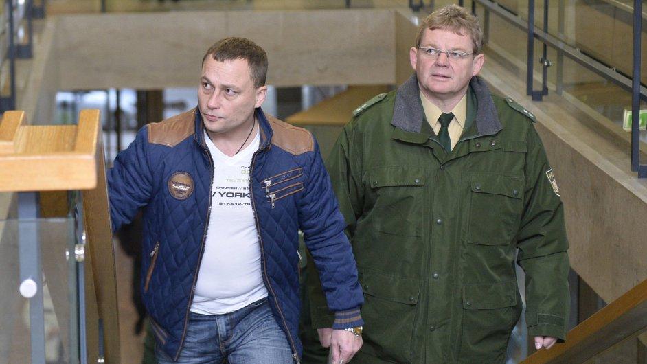 Jeden z obžalovaných z brutálního napadení v Německu Josef Michl
