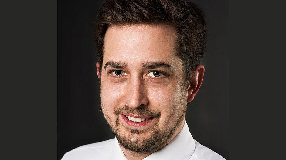 Jiří Kolc, Distribution Manager pro střední a východní Evropu společnosti Sophos