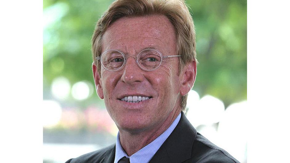 Herve Tessler, prezident Mezinárodních obchodních jednotek společnosti Xerox