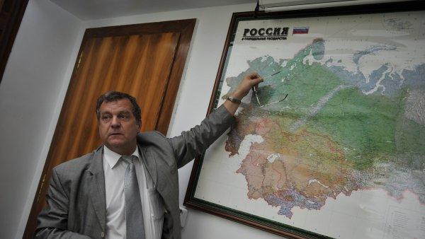 Zdeněk Zbytek získal ocenění za upevňování vztahů mezi Českem a Ruskem.
