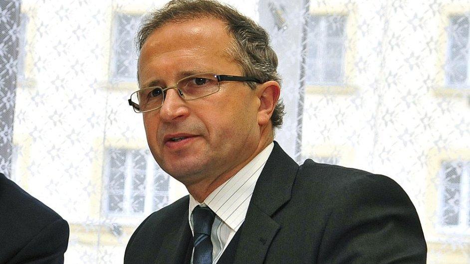 Soudce Miroslav Novák