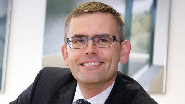 Ondřej Buršík, generální ředitel společnosti Metrostav Development