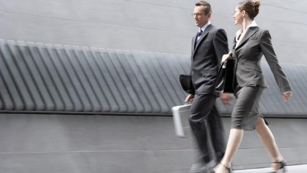 Ženy vlastní mnohem méně českých firem než muži - Ilustrační foto.