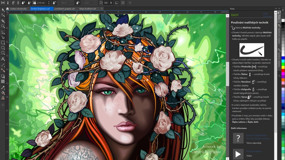 CorelDRAW® Graphics Suite 2017