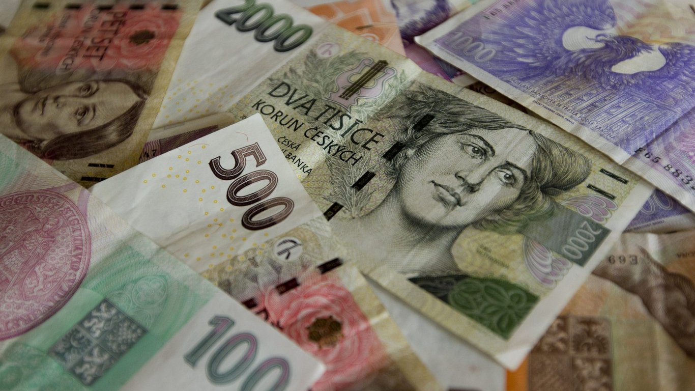 Celkový dluh obyvatel České republiky činil ke konci třetího čtvrtletí 2,27 bilionu korun - Ilustrační foto.