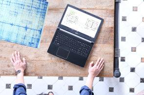 Acer spustil lavinu novinek, vyčnívá z ní herní ultrabook, HDR monitory a nástupce Alphy 12