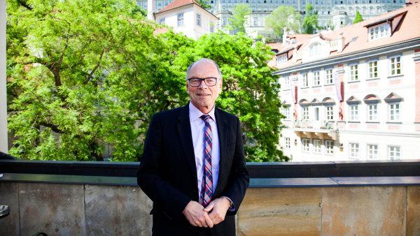 Státní finance bude řídit bývalý šéf Microsoftu Ivan Pilný.