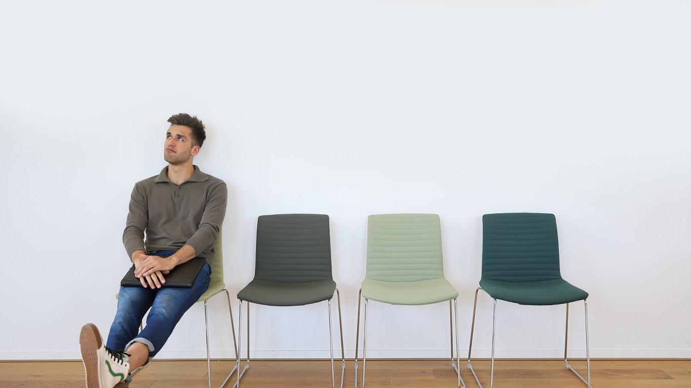 Nezaměstnanost - ilustrační foto.