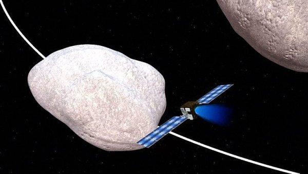 NASA chce pomocí kosmické lodi ochránit Zemi před obřím asteroidem.