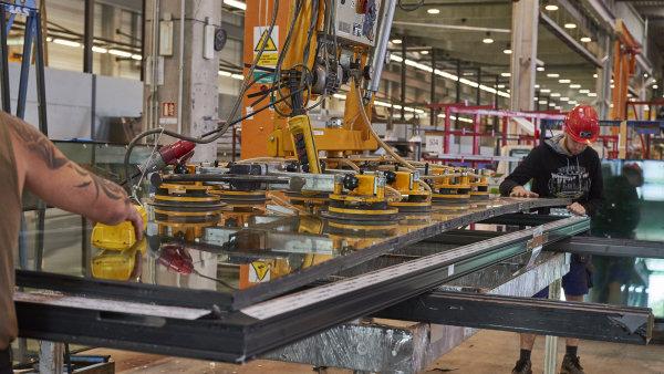 Aktuálně Sipral pracuje na svém zatím největším a z pohledu logistiky asi i nejkomplikovanějším projektu.