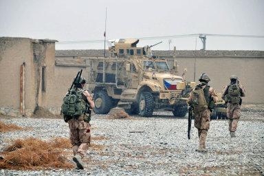 Při dvou sebevražedných útocích na české hlídky ze základny Bagrám padlo v roce 2014 pět vojáků a v roce 2018 tři vojáci.