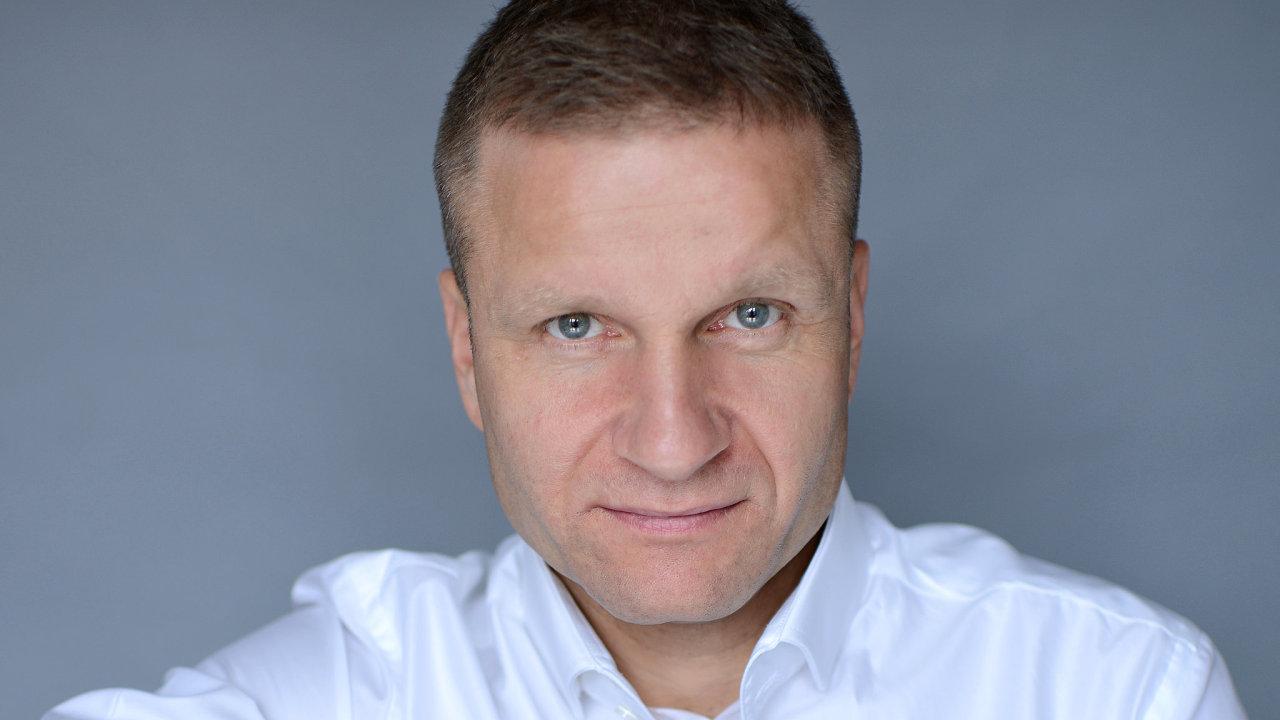 Pavel Turek, ředitel marketingu a komerčních operací jachtařského seriálu SailGP