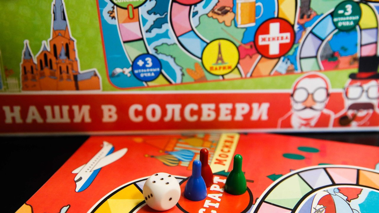 INK415 BRITAIN RUSSIA SKRIPAL BOARDGAME 0125 11