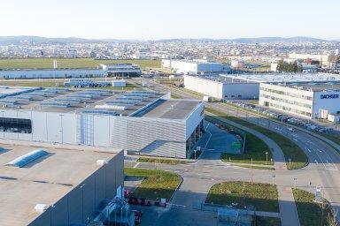 V Česku CTP vlastní na 200 budov, jejichž rozloha je 2,7 milionu metrů čtverečních.