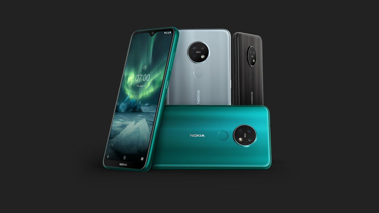 Nokia 7.2 je nejnovější telefon slavné značky s čistým androidem.