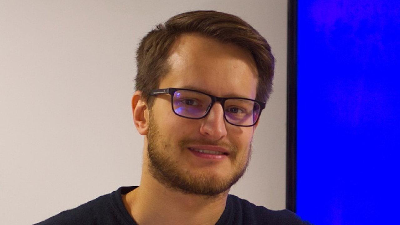 Václav Dušek, digitální agentura BlueGhost