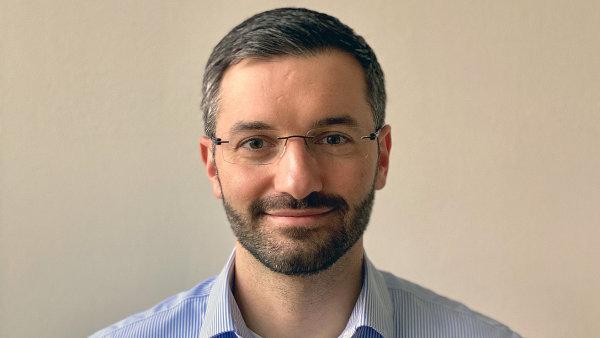 Jan Bruder, obchodní ředitel fintechu MALL Pay