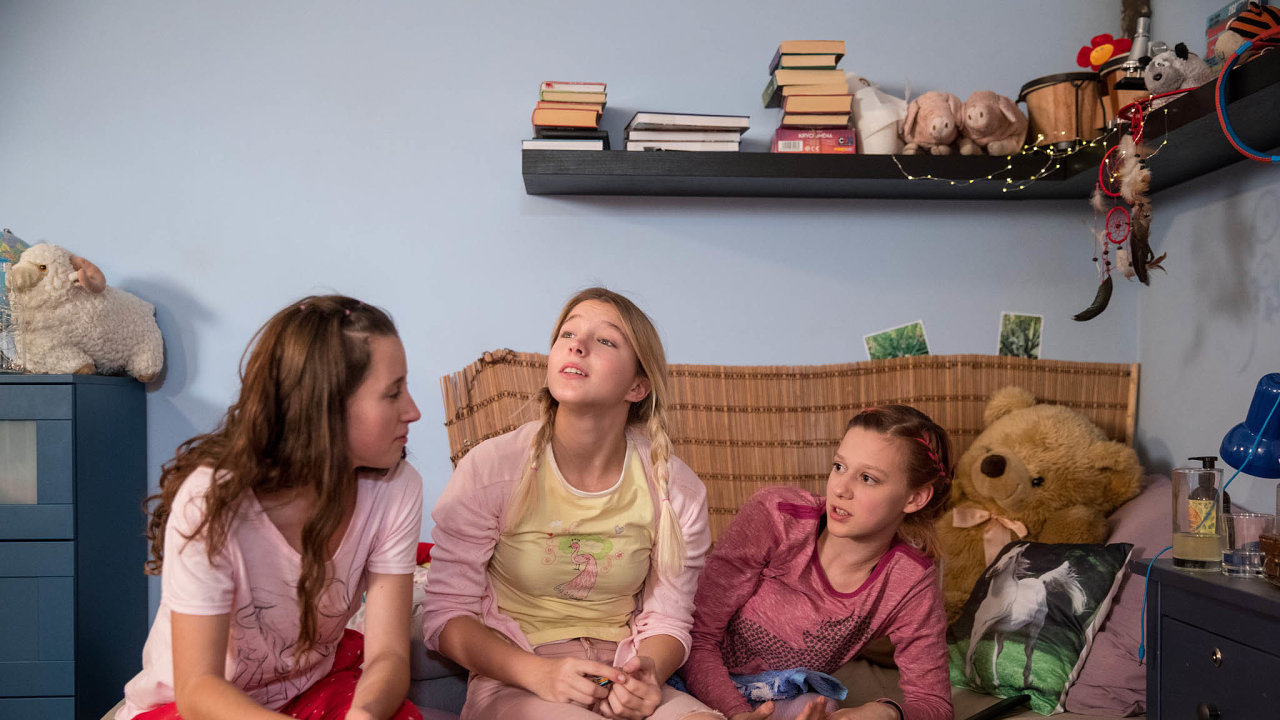Film Vsíti mapuje chování sexuálních predátorů na internetu. Ti se domnívají, že hovoří sdvanáctiletými dívkami, do jejich rolí ale byly pro potřeby snímku obsazeny dospělé herečky.