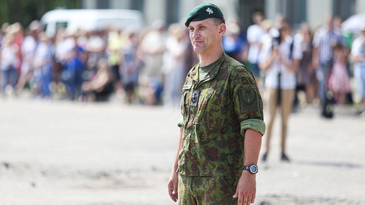 Litevský důstojník
