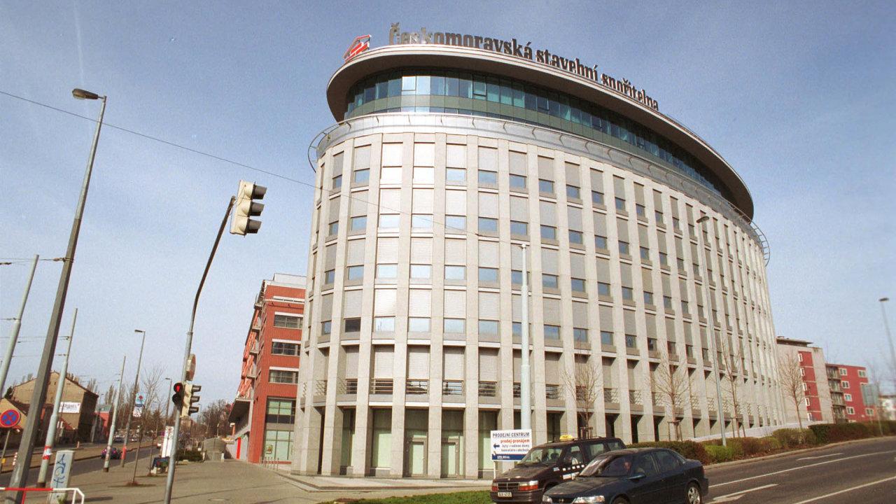Českomoravská stavební spořitelna prodává své sídlo veVinohradské ulici vPraze.