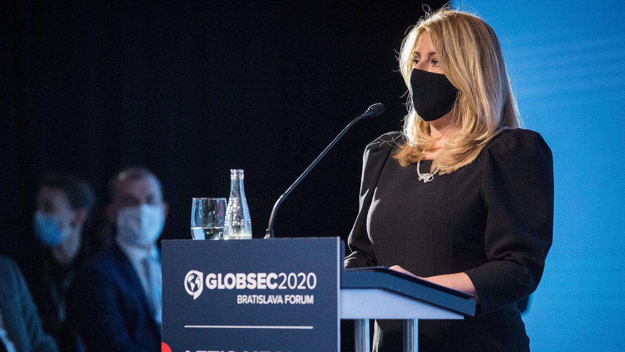 Minulý týden se konala každoroční konference Globsec 2020 Bratislava Forum, kde vystoupila například slovenská prezidentka Zuzana Čaputová. Jedním ztémat akce byly dezinformace ahybridní hrozby.