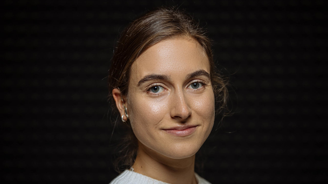 Amálie Koppová firmu Nemléko založila v 21 letech se svým přítelem.