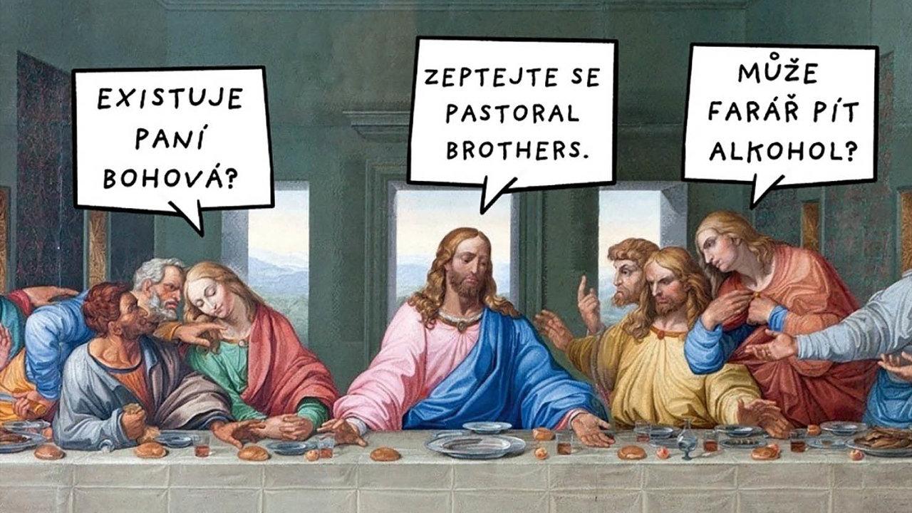 Humor vcírkvi