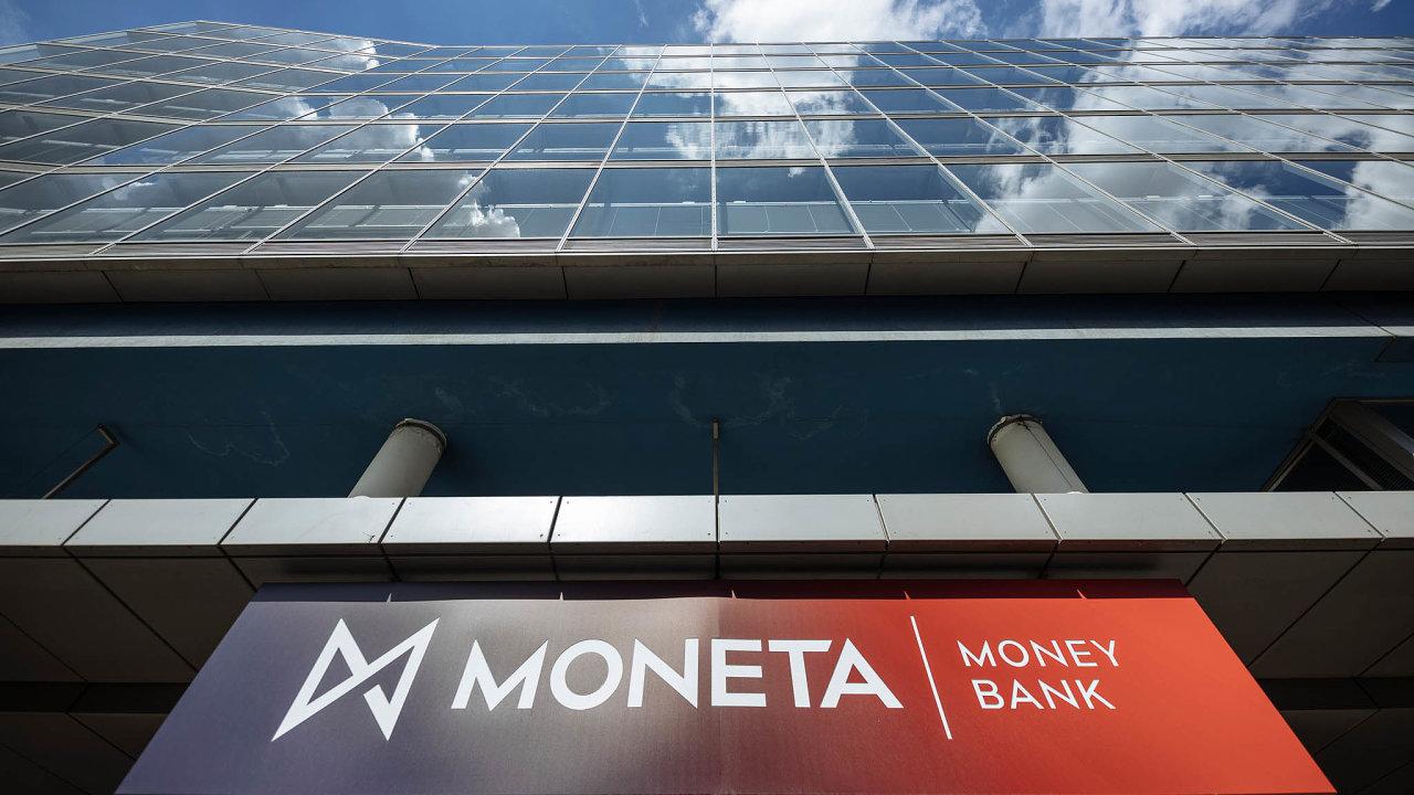 Moneta Money Bank.