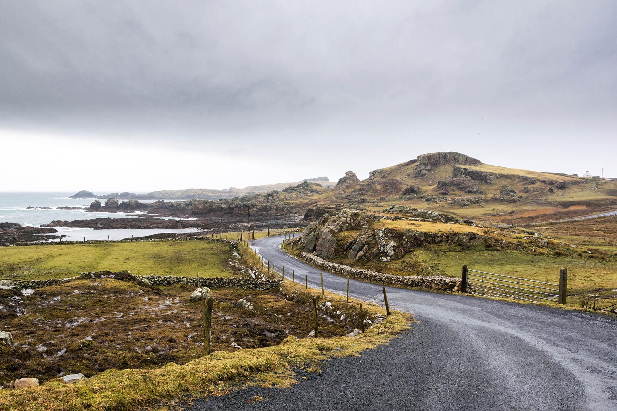 Divoká atlantická cesta, Irsko