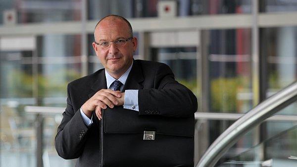 Joser Kotrba, vedoucí partner  Deloitte pro Česko a Slovensko