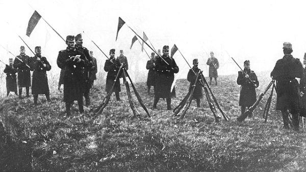 Češi, první světová válka