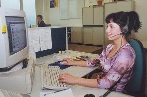 Většina účastníků absolvovala praxi v administrativě (ilustrační foto).