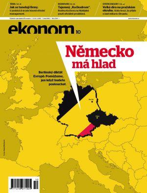 Týdeník Ekonom - číslo 10/2012