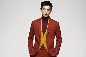 Jak do pánského šatníku pustit barvy, aby muž nevypadal jako blázen? Vyřeší to detaily