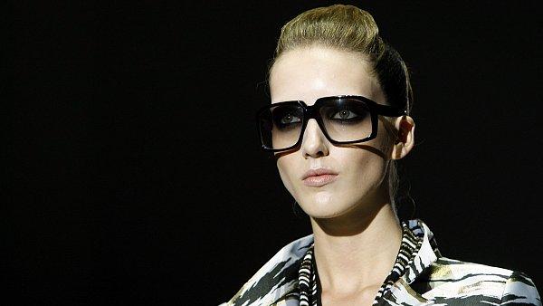 Když může být androgynní italská móda, jména mohou následovat