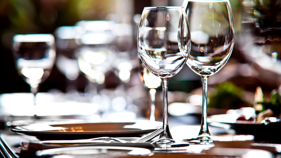 Restaurace - ilustrační foto