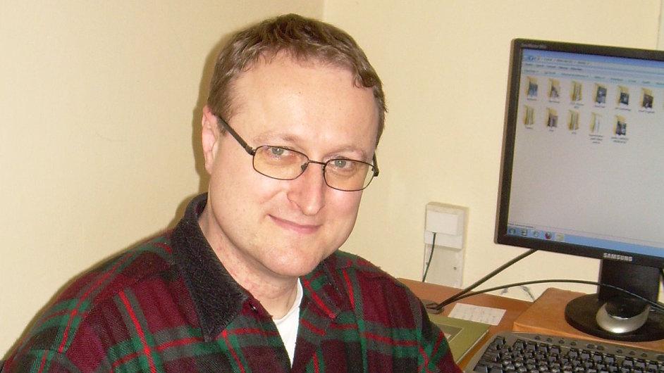 Vojenský historik Tomáš Jakl